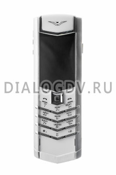 Vertu Signature S Design White Exclusive