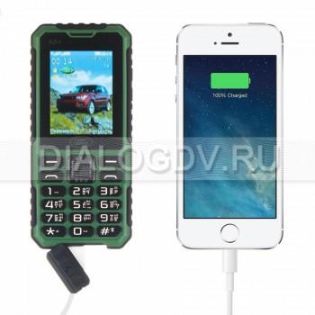 7103112031fd Противоударный телефон Land Rover A8+ - пожалуй, лучший в мире ...